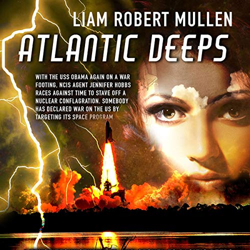 Atlantic Deeps audiobook cover art