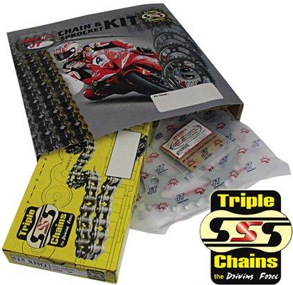 Triple Chaîne S & JT Kit Pignon – Heavy Duty Chaîne jtkytw2 a