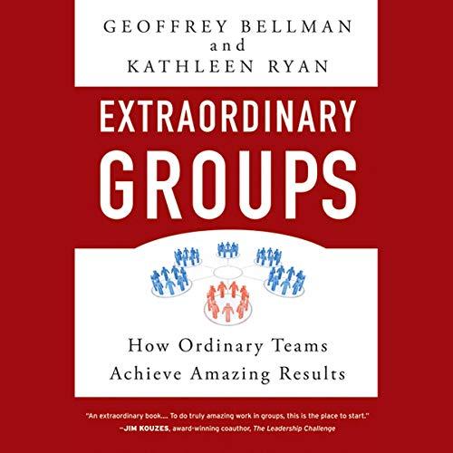 Extraordinary Groups Titelbild