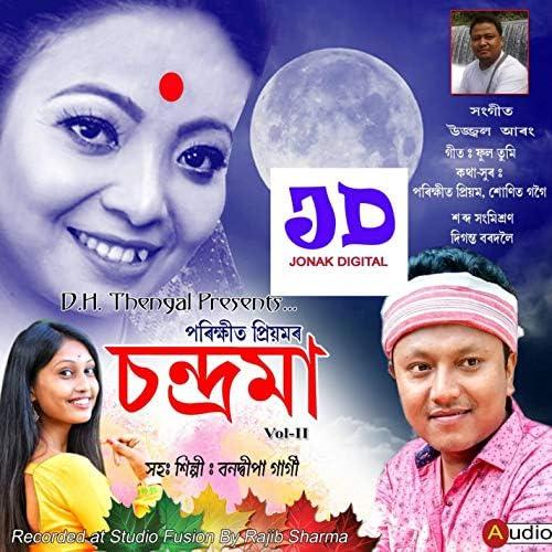 Parikhit Priyam & Bondeepa Gargi