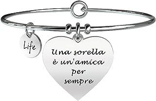 Bracciale Kidult Family Life Una Sorella Ref. 731093