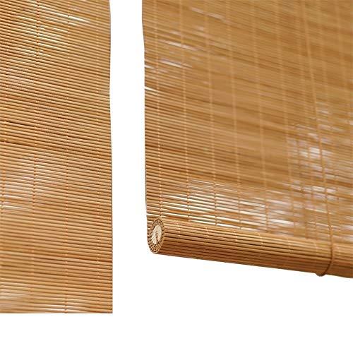 ZXL Patio-Rollläden Im Freien, Wandmontage Roll-Up-Jalousie für Veranda Balkon Pergola Carport, 80 cm / 100 cm / 110 cm / 120 cm / 135 cm Breit (Size : 135×160cm)