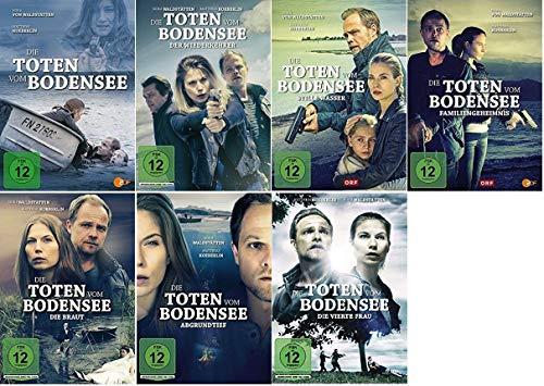Die Toten vom Bodensee - 1-7 DVD Set
