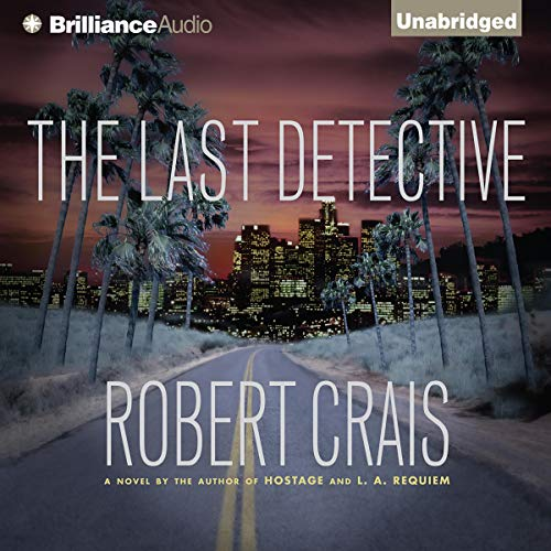 The Last Detective  By  cover art