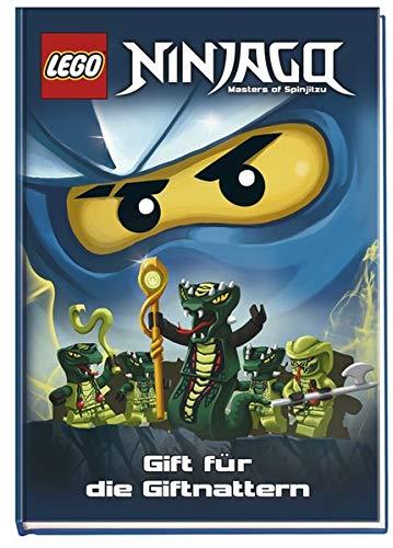 LEGO Ninjago: Gift für die Giftnattern