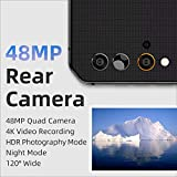 Zoom IMG-1 rugged smartphone 4g blackview bv9900e