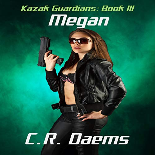 Kazak Guardians: Book III: Megan  By  cover art