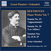 Beethoven: Piano Works Vol 7