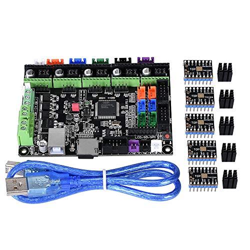 BIQU Direct 3D-Drucker Teil SKR V1.1 32-Bit mit ARM CPU Steuerplatine Open Source Smoothieboard Marlin Support TMC2208 Treiber