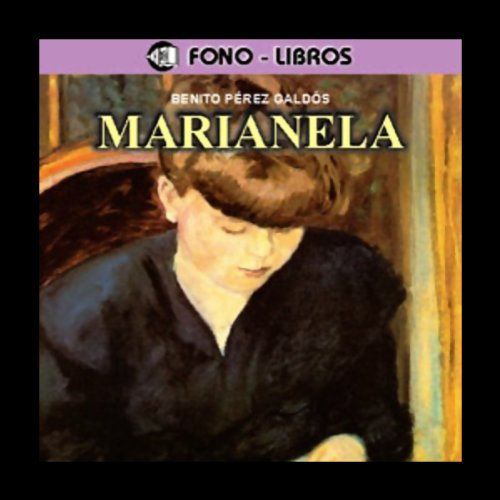 Marianela audiobook cover art