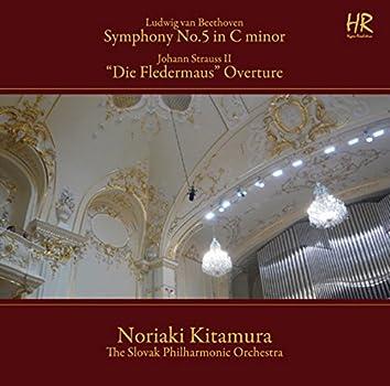 Beethoven: Symphony No. 5 - Strauss II: Die Fledermaus Overture