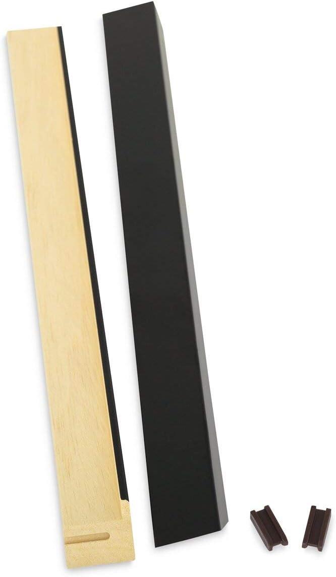Nielsen Bainbridge Wood Frame Kits Credence 16 Direct sale of manufacturer black in.