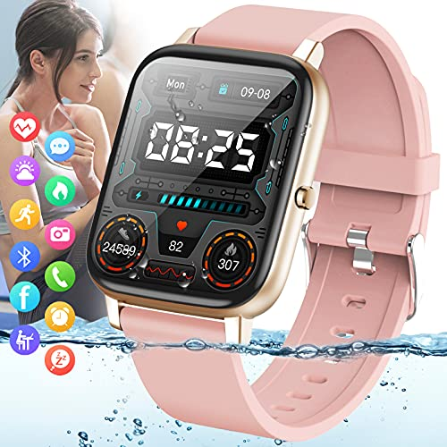 Smart Watch,Amokeoo Fitness Watch Activity Trackers with...