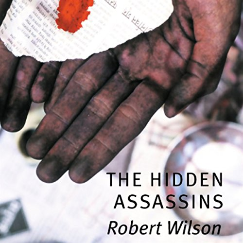 The Hidden Assassins audiobook cover art