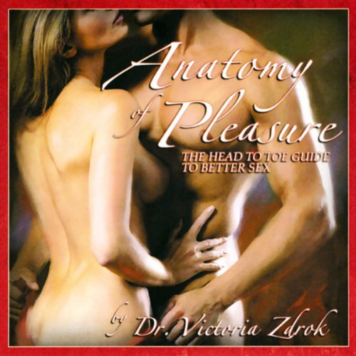 Anatomy of Pleasure audiobook cover art