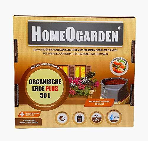 HomeOgarden - Blumenerde aus Kokosfaser...