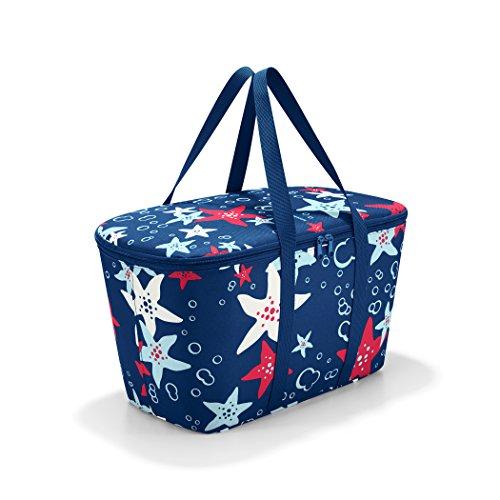 Reisenthel coolerbag Einkaufstasche, Polyester, aquarius, One Size