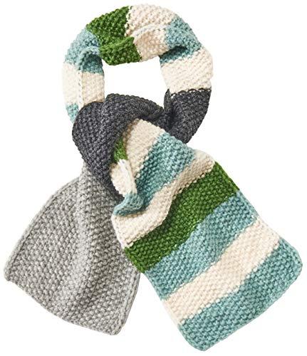 Lana Grossa Brigitte Charity Aktion - Ein Schal fürs Leben - Designerschal Fertigschal handgestrickt