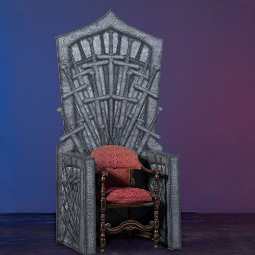 Iron Throne Cardboard Cutout For GOT Fans