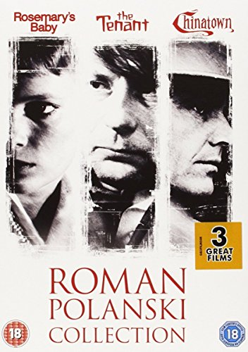 Roman Polanski Box Set (Rosemary's Baby, The Tenant, Chinato [DVD]