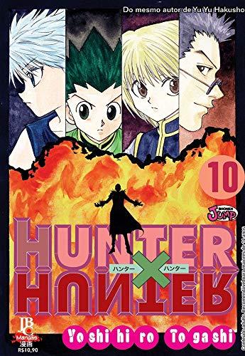 Hunter X Hunter - Vol. 10