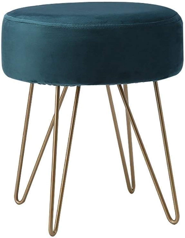 ZAQXSW-yizi Computer Chair Folding Chair Household Plastic Chair Dining Chair Household Folding Stool Office Chair Lounge Chair Portable Chair (color   Green)