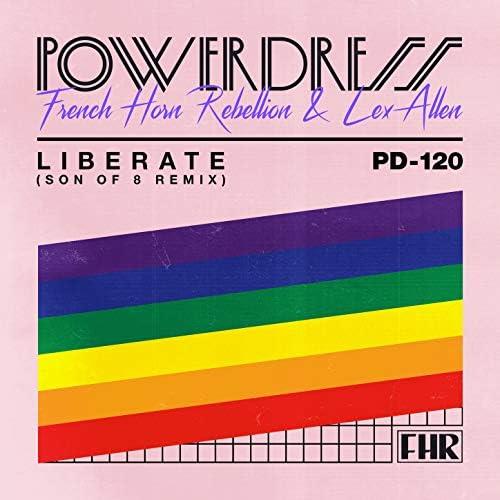 PowerDress feat. French Horn Rebellion & Lex Allen