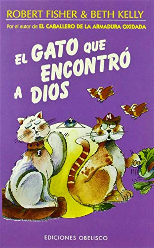 El gato que encontró a Dios (NARRATIVA)