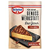 Dr. Oetker Duo Glasur Zimt-Kakao, 125 g -