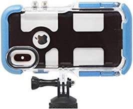 ProShot Touch - Waterproof Case Compatible with iPhone X and XS, and Compatible with All GoPro Mounts
