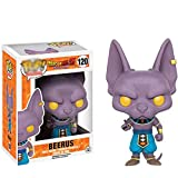 VNNY Versione Q Anime Figure Dragon Ball Z Statue # 120 Beerus Ornamenti in Scatola Dragon Ball Z Regali Figura da Collezione 10CM