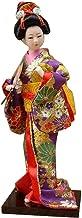 Japanese Style Doll Decoration Doll Kimono Doll Geisha Doll [E]