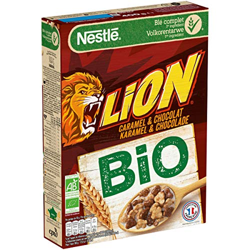cereales lion carrefour