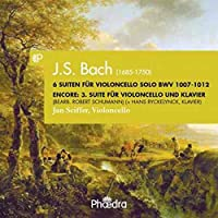 Bach, J.S.: Cello Suites