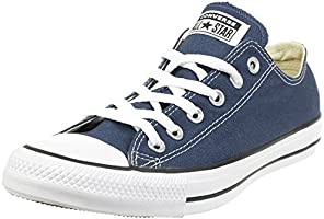 Converse Taylor All Star Ox Navy M969, Baskets Basses Mixte