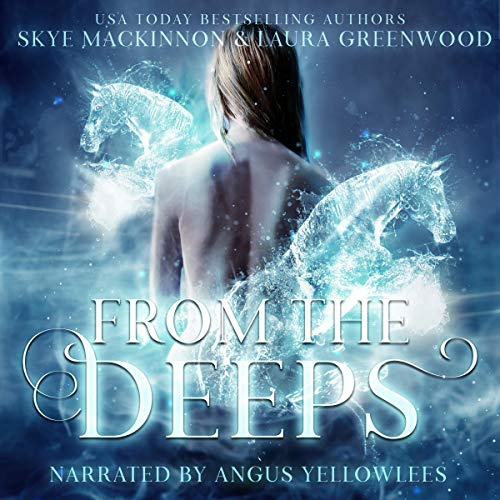 From the Deeps audiobook cover art