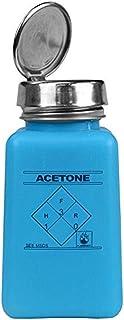 MENDA 35298 High-Density Polyethylene/Hdpe/Steel/Ldpe/Low-Density Polyethylene Dispensing Bottle, One-Touch Liquid Dispens...
