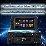 Autoradio Krando Android 7.1 Autoradio für Mercedes Benz C W204 C180 C200 2007-2011 Car DVD Navigation GPS Multimedia System