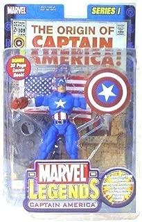 Best marvel legends series 1 captain america Reviews