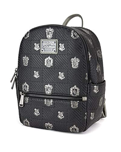 Cartera Harry Potter House Crest Loungefly