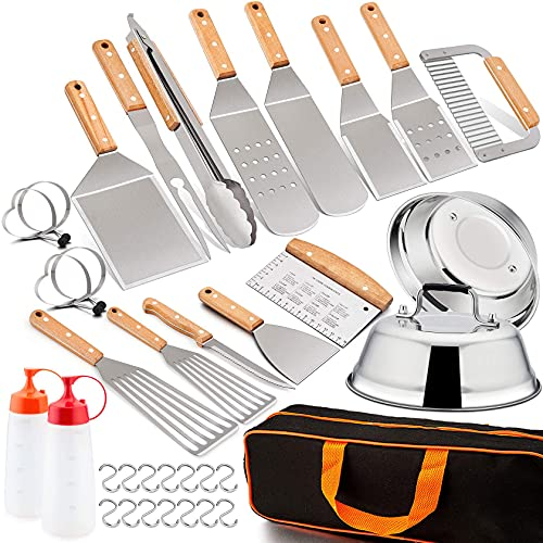 Heavy Duty Grill Accessories Set