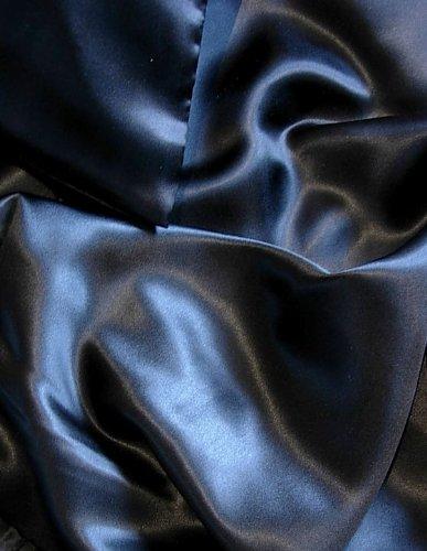 Best Bargain Feeling Pampered Black 5 Pcs 100% Mulberry Silk Chameuse Split King Sheets Set Deep Poc...