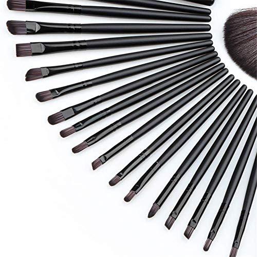 Starmood 32 Pièces Pinceaux de Maquillage Set Doux Produits Cosmétiques Outils Maquillage Ensemble de Brosses Kabuki Outils