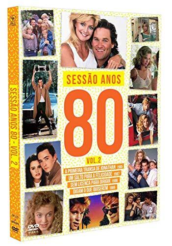 Sessão Anos 80 Vol.2, Obras-Primas do Cinema [Digipak com 2 DVD'S]