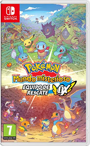Pokémon Mystery Dungeon: