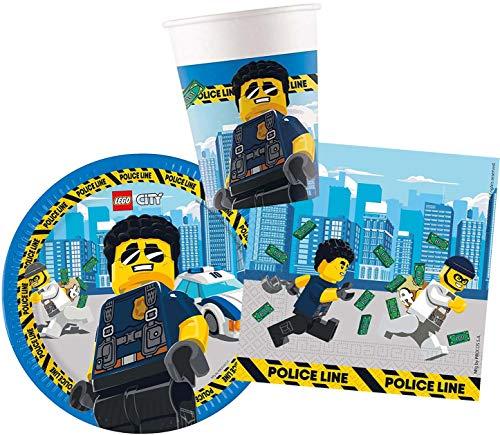 Procos- Juego de Fiesta S Lego City. (10136167B)