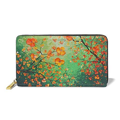 Zipper Clutch,Leab Artists Clutch Bag,...
