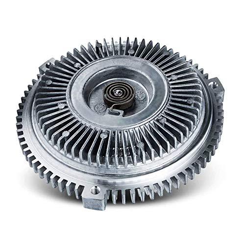 A-Premium Engine Cooling Fan Clutch Replacement for BMW 323ci 323i 323is 325Ci 325i 325xi 328i 330ci 330i 525i 525it 528i 530i M3 X5 Z3