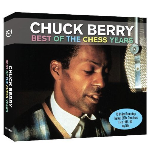 The Best Of The Chess Years Box set, Import Edition by Chuck Berry (2012) Audio CD