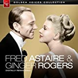 "album cover: ""Fred Astarie and Ginger Rogers: Golden Voices"""